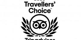 Premio Traveller's Choice TRIPADVISOR